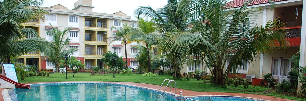 Goveia Holiday Homes Hotel, Candolim