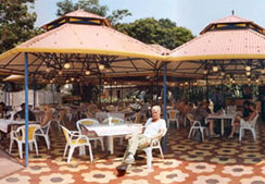 Quarterdeck Restaurant Goa