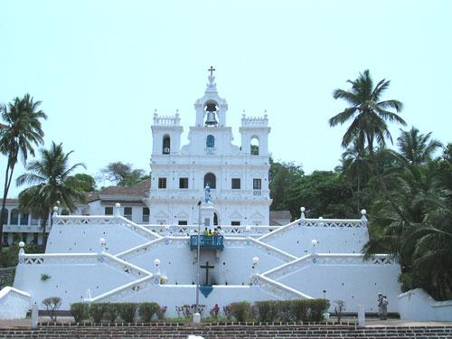 Mary Immaculate Conception Church, Panjim