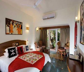 Resort Lazy Lagoon Sarovar Portico Goa