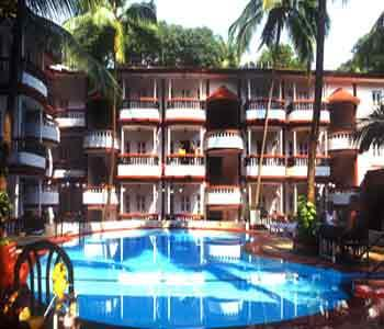 Resort Santiago Goa