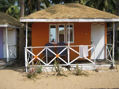 Agonda Paradise Beach Huts South Goa