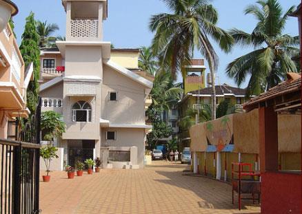 Ticlo Resort Calangute Goa