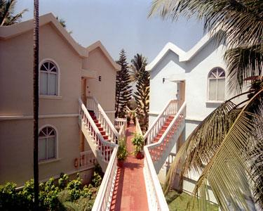 Whispering Palms Beach Resort Goa