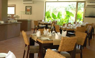 Sandalwood Hotel and Retreat Goa