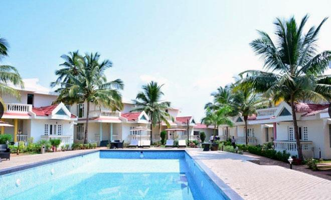 Regenta Resort Varca Beach - Royal Orchid Hotels