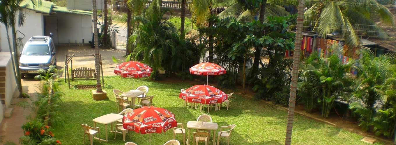 Graciano Cottages North Goa | Resorts in goa