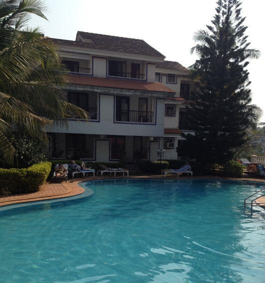 Lagoa Azul Hotel and Resort Goa